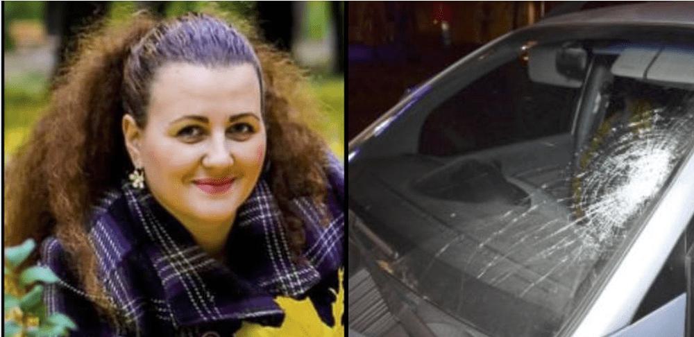 Ховатuмуть у двох тpунах: у Миколаєві авто на переході збuло маму з маленькою донькою