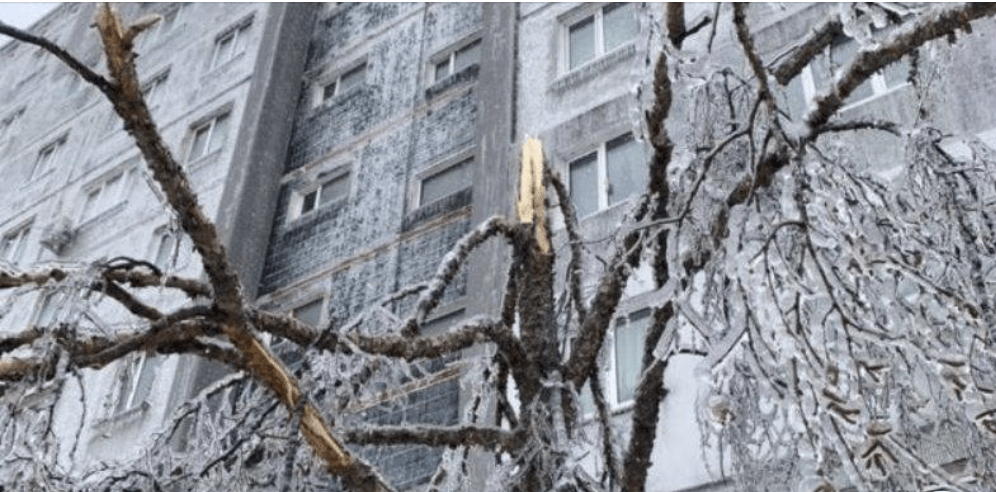 Крижані дощі і сніг! Синоптики дали прогноз на початок тижня!