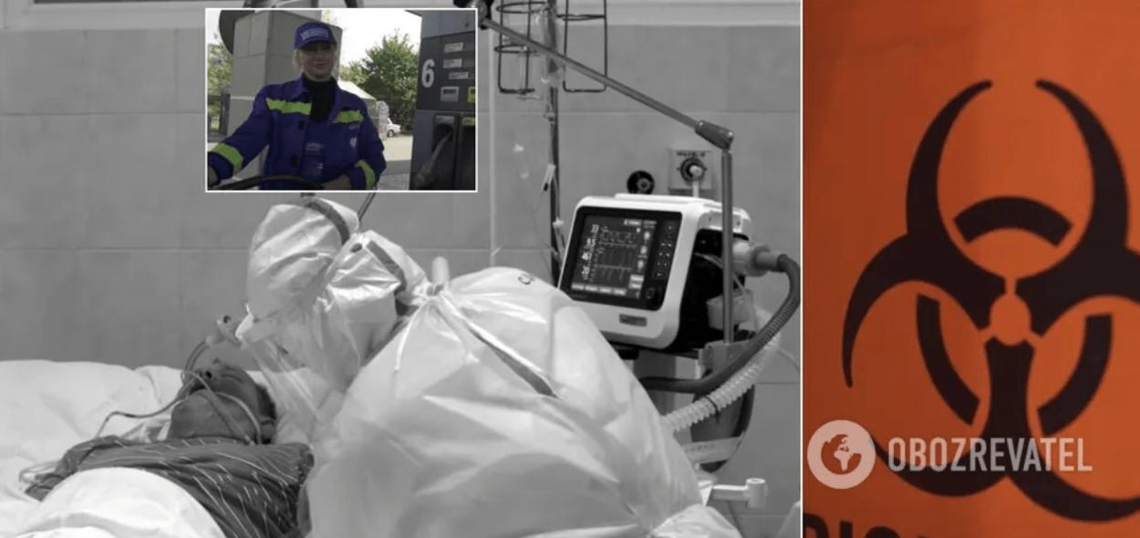Медсестра влаштувалася на заправку, медик помер без ліків: правдиві історії про COVID-19 у фільмі Бно-Айріяна