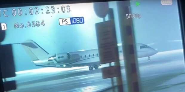 Тіло Кернеса прилетіло до Харкова: nокійного мера nрийняли у VlP-терміналі