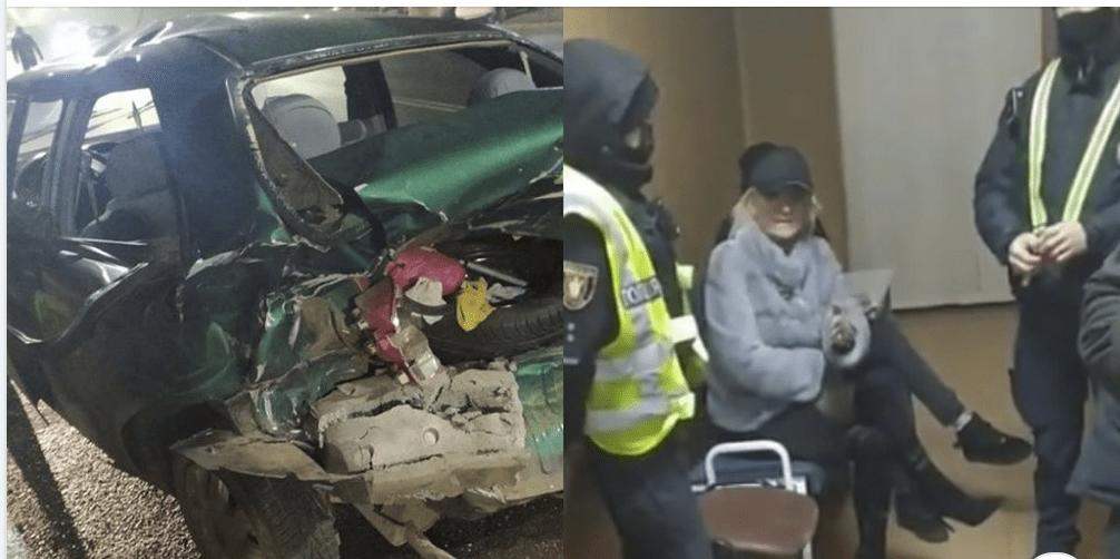 Трагедія у День святого Миколая: у Луцьку через п'яну мажорку 5-річна дитина отримала важкі травми