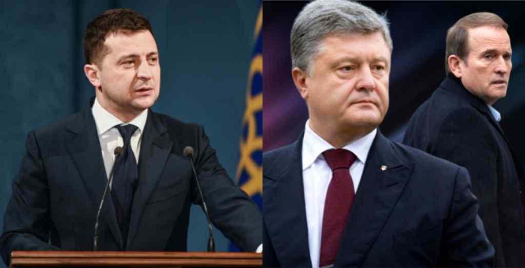 Зеленському вдалось – Медведчук і Порошенко шоковані, почалось! Торги тривають – країну трясе