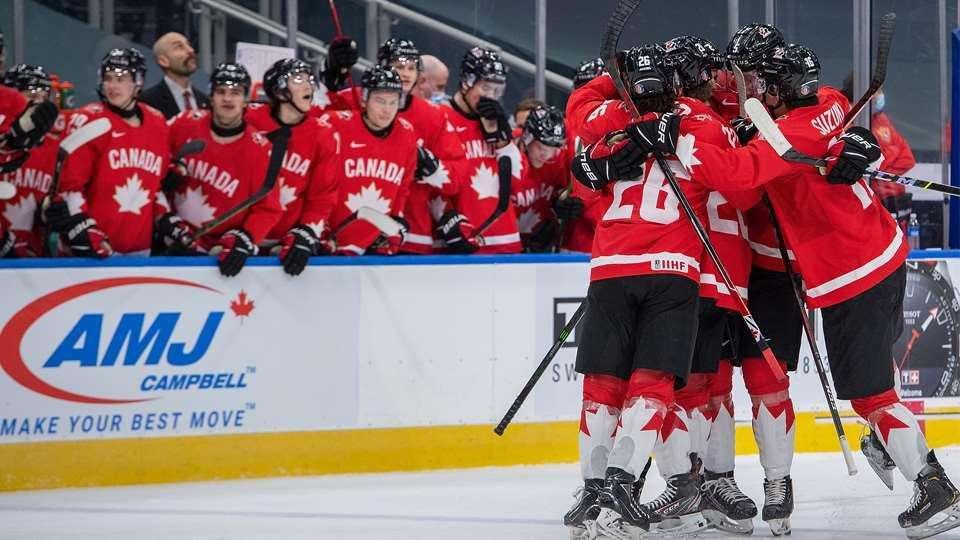 Канада – Росія, 5:0, і три шайби від етнічних українців. ВІДЕО